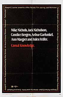 CARNAL KNOWLEDGE 1SH